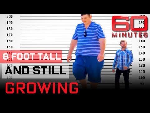 Xxx Mp4 Meet The Tallest Man In The World 60 Minutes Australia 3gp Sex