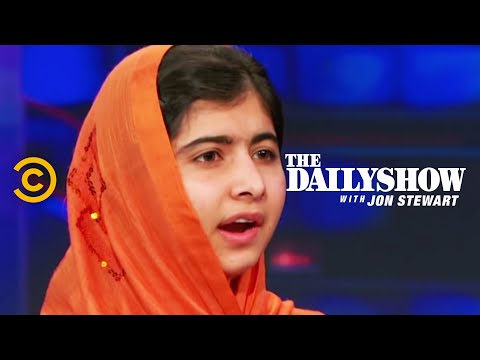 Xxx Mp4 The Daily Show Malala Yousafzai Extended Interview 3gp Sex