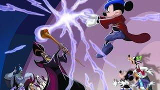 My Top 10 Favorite Disney Battles