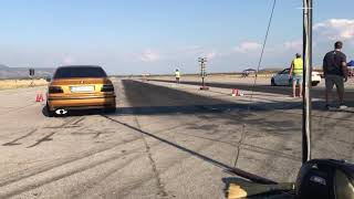 BMW E36 318is turbo vs BMW E92 335d