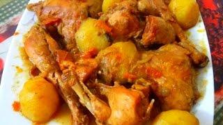 সহজ উপায়ে মুরগি রান্না|| Easy Way te Murgir Mangsho recipe||easy chicken recipe||