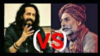 Ali Zaryoun Vs Yousuf Bashir Qureshi Sad Shayari Latest Video