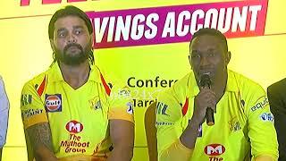 CSK will be Back with Bang Dwayne Bravo    Murali Vijay   nba 24x7