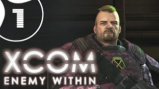 Let's Play XCOM Enemy Within Ironman Impossible Part 1 ► Allstar Season