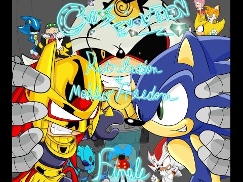 Sonic Flash Chaos Evolution Finale Part 1 1080p