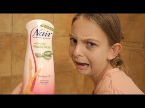 Xxx Mp4 PRETEEN FIRST SHAVE NAIR HAIR REMOVER LOTION REVIEW 3gp Sex