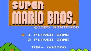 Super Mario Bros Games Walkthrough Oldschool Play Full Online Free Download