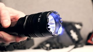 Cheetah 10-Million-Volt Stun Gun Flashlight - $19.99