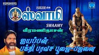 ஸ்வாமி | Veeramanidasan | Ayyappan Paravasa Poojai