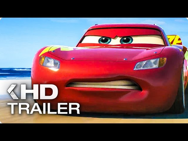 CARS 3: Evolution Trailer 5 (2017)