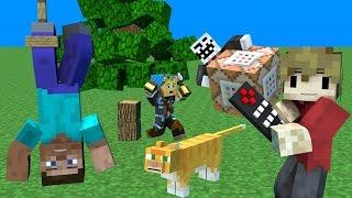 10 Minecraft Pranks to Trick Your Friends!