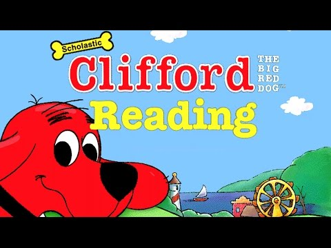 Clifford The Big Red Dog Reading 2000
