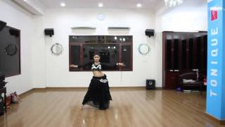 Belly Dance Workshop by Sakshi Malik  at TONIQUE STUDIO