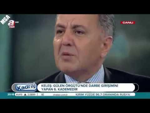 F güleni Ahmet Keleş desifre etti AGlayarak