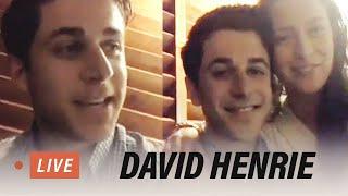 David Henrie Live Chat (04.28.17)