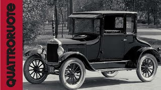 Ford Model T (1922) Classic Test Drive