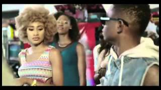 Lil Kesh ft  Patoranking Is it Because I Love You Video