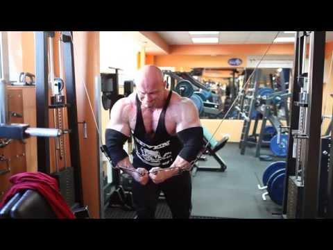 Road to Mr. Olympia 2015 odc.2. Trening klatki piersiowej