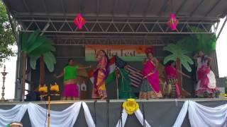 Tamil beats India Fest 2017 by Uma Gandhi