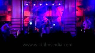 Bangla Electro Act Gandu Circus: Live at ZMF