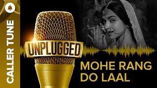 "Set ""Unplugged Mohe Rang Do Laal"" as Your Caller Tune | Shreya Ghoshal"