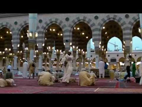 A visit to Prophet Muhammad s mosque