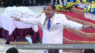 The Love of God Meets Every Need with Kenneth Copeland (Air Date 9-8-17)
