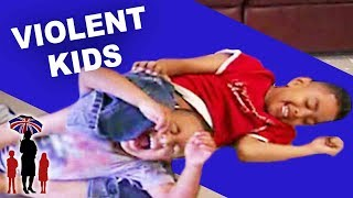 Supernanny | Kids Rule The House With Violence, Tantrums & Attitude