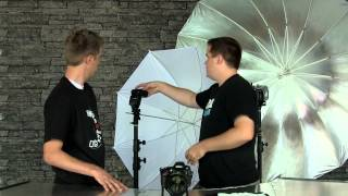 How to Use Photography Umbrellas