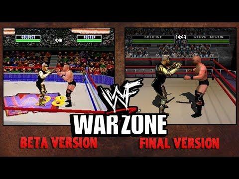 Xxx Mp4 WWF War Zone Beta Vs Final N64 And PS1 3gp Sex