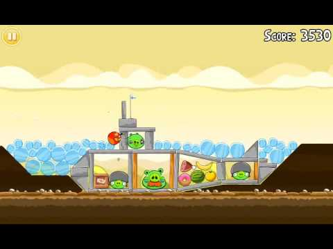 Xxx Mp4 Official Angry Birds Walkthrough For Theme 5 Levels 11 15 3gp Sex