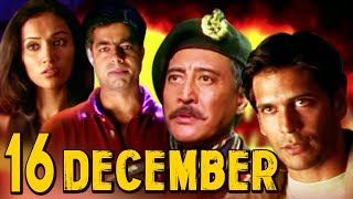16 December | Showreel | Hindi Action Movie | Milind Soman |Danny Denzongpa|Bollywood Thriller Movie