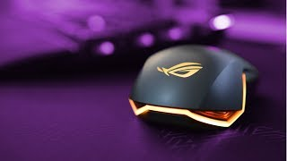 Asus ROG Pugio Review - The Ambidextrous Gaming Mouse