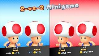 Mario Party 10 - Amiibo Party - Toad Board