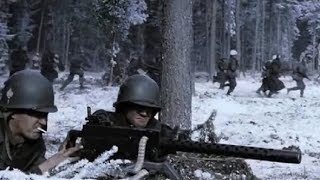 Band of Brothers: Easy Coy. Assaults Belgium Town of Foy (Battle of the Bulge)