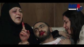 شاهد لحظة وفاة تامر حسني اتحداك مش هتقدر تمسك دموعك!!في اخر مشهد من مسلسل ادم