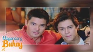 Magandang Buhay: Enrique Gil and Dingdong Dantes are related