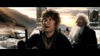 The Hobbit - Bilbo says goodbye to the dwarves