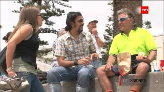 TVN HD / Clase Turista - Sidney