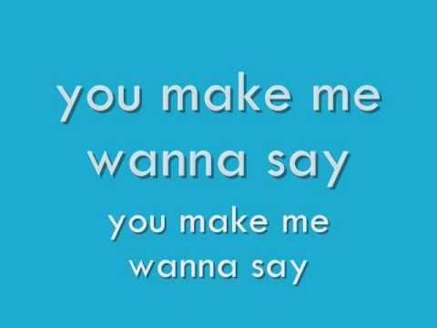 Usher OMG Oh My Gosh with lyrics