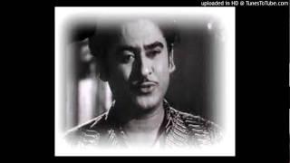TARASTE HAIN TADAPTE HAIN MACHALTE HAIN. CHHAM CHHAMMA CHHAM (1952). SHAMSHAD - KISHOR KUMAR..