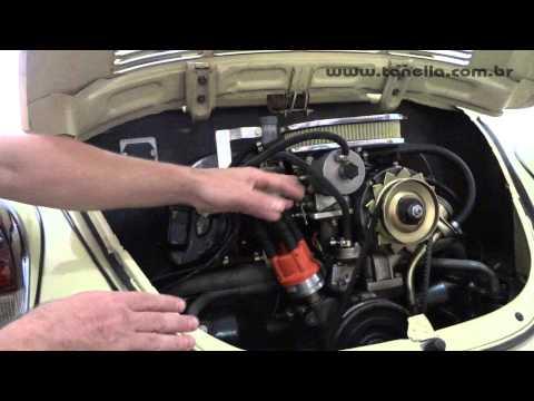 Tonella fusca com carburador de venturi variavel 1 2