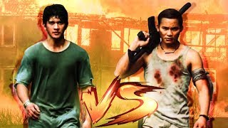 Tony Jaa Vs Iko Uwais 👊 Muay Thai Vs Silat
