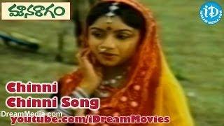 Chinni Chinni Song - Mouna Ragam Movie Songs - Mohan - Revathi - Karthik