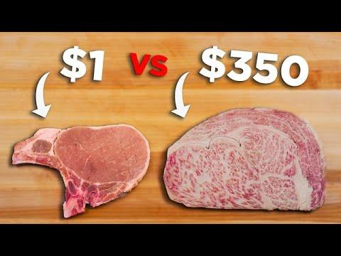 1 Steak vs. 350 Steak Challenge