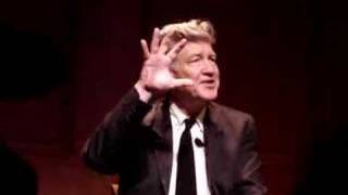 David Lynch explains Ideas and Mullholland Drive