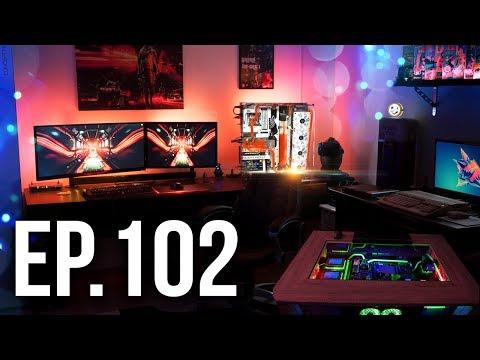 Room Tour Project 102 - Best Gaming Setups!
