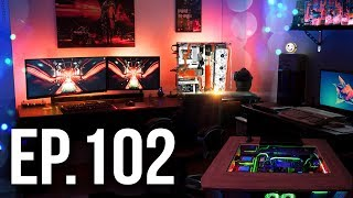 Room Tour Project 102 - Best Gaming Setups!