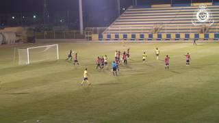هدف النصر الثاني على الرائد - حسن الراهب || مباراة ودية