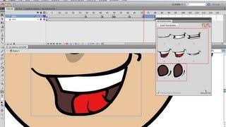 Lip Sync in Flash - Super Fast Method! (with KeyFrame Caddy)